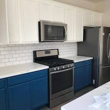 best color to paint kitchen cabinets 2021 7 trendy kitchen cabinet colors for 2021 battle born painting