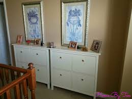 Scarpiera Hemnes Ikea by Shoe Cabinet Australia Acehighwine Com