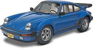 porsch 911 turbo amazon com revell porsche 911 turbo plastic model kit toys