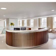 Reception Desk Curved Miraculous Curved Reception Desk On Eulanguages Net Tokumizu