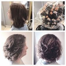 body perms for fine hair over 50 spiral perm on a bob body wave hair by annifaye my portfolio