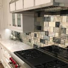 Mirror Backsplash Tiles by Strip Tile Antique Mirror Subway Tiles Antique Mirror Tiles