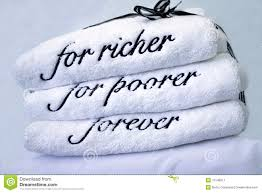 wedding gift towels wedding gift towels royalty free stock photography image 13140817