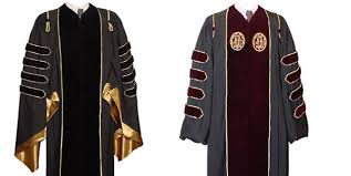 phd regalia special regalia and faculty gowns by oak