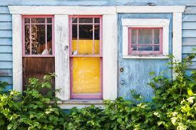 100 blue house yellow door yellow door of georgian house in