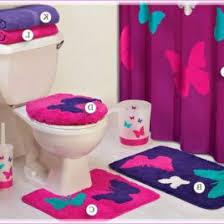 purple bathroom rugs set home design ideas purple bathroom rug