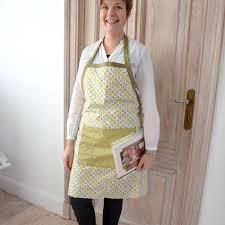 cuisine femme tablier de cuisine femme ozzé couture