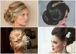 Hochsteckfrisurenen Gestuftes Haar by Die Besten 25 Hochzeitsfrisur Feines Haar Ideen Auf