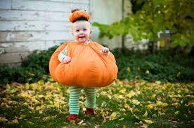 Pumpkin Costume Fatherhood 6 Super Cute Baby Toddler Halloween Costumes