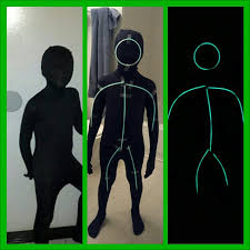Morph Halloween Costumes Black Morph Suit Costume Idea Halloween Costumes