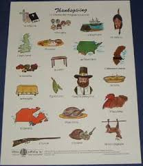 vocabulary wall poster thanksgiving applauselearning