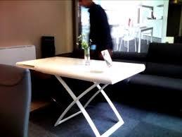 Calligaris Coffee Table by Dakota White Coffee Table Calligaris Italian Youtube