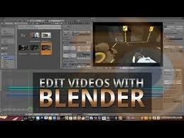 tutorial video editing tutorial how to edit videos with blender blender video editing