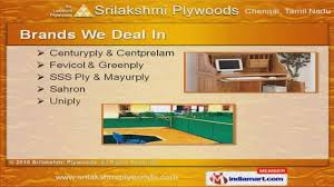 century plywood century ply by sri lakshmi plywood chennai youtube