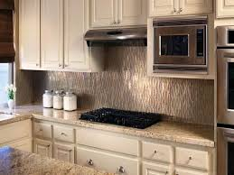 Metal Kitchen Backsplash Ideas Optional Choice Kitchen Backsplash Ideas Joanne Russo