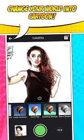free cartoon camera app apk download for android getjar