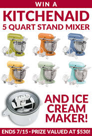 Kitchen Aid Mixers by Peanut Butter Oat Balls Kitchenaid Mixer Giveaway Yummy