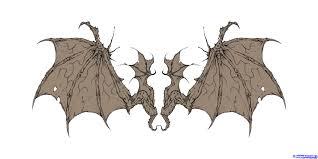 vampire bats drawings