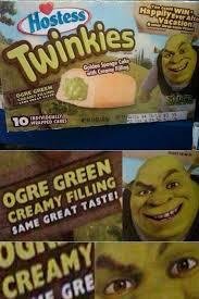 Twinkie Meme - dopl3r com memes twinkies with an ogre green creamy filling