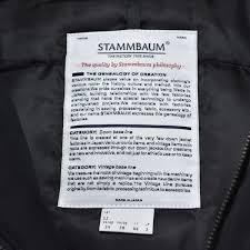 stammbaum co jp stammbaum 16aw ceder c ダウンジャケット シュタンバウム メンズ