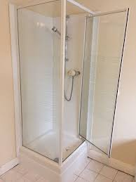 Mira Shower Door Shower Enclosure With Mira Shower In Knaresborough