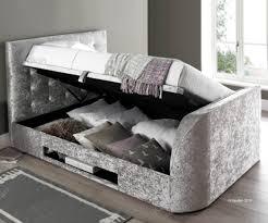 Ottoman White Bed Ottoman Ottoman Bed Grey Fabric Ottoman Bed Ottoman Bed With