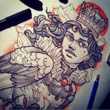 a reclusive russian tattoo artist u0027s stunning sketches tattoo