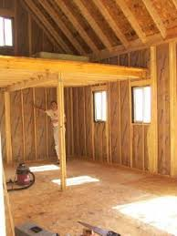 free cabin plans with loft 14 x 24 owner built cabin