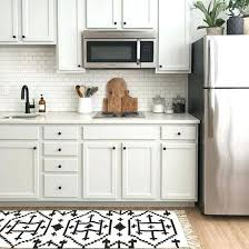 Black And White Striped Kitchen Rug Kitchen Black Kitchen Rugs Inspiration For Your Home Mpmkits