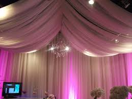 How To Drape Ceiling For Wedding Draping Lighting Weddingbee