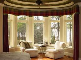 kitchen kitchen bay window curtains bay window curtain ideas