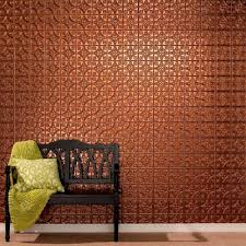 fasade 96 in x 48 in traditional 1 decorative wall panel in oil