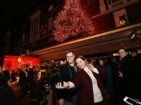macy s tree lighting boston macy s tree lighting illuminates downtown boston slideshow boston