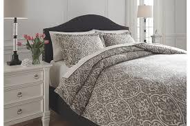 danila 3 piece queen duvet cover set ashley furniture homestore