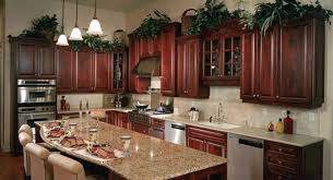 42 inch kitchen cabinets dealing with wasted space on top of kitchen cabinets