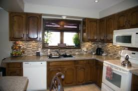 Epoxy Paint For Kitchen Cabinets Staining Kitchen Cabinets Lighter Restain Color Epoxy Coating Dark