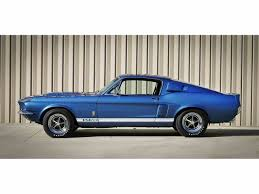 ford mustang 1967 shelby gt500 for sale 1967 shelby gt500 for sale on classiccars com 7 available