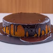 brazilian carrot cake with chocolate icing youtube