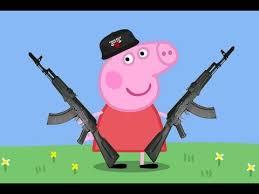 Peppa Pig Meme - create meme pig gangster peppa pig rytp pepa pig peppa pig