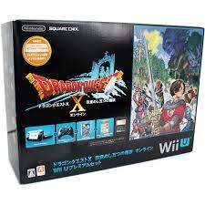 onlin wii u dragon quest x mezameshi itsutsu no shuzoku online premium set