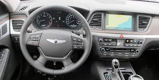 2015 Hyundai Genesis Interior 2015 Hyundai Genesis Awd Review Wheels Ca