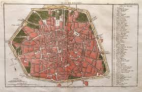 map of bologna bologna town map project avezink