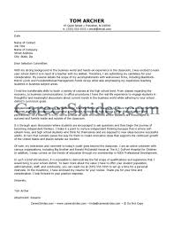 exles of resumes and cover letters exle high school business resume cover letter sles