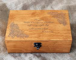 engravable box engraved jewelry box etsy