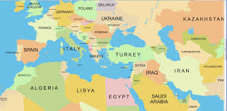 map of asia countries and cities world maps of all countries cities and regions the new map with