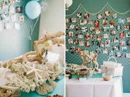 sweet little nursery fun mermaid themed birthday party
