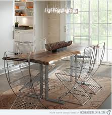 rustic modern dining room 15 rustic dining room designs home design lover