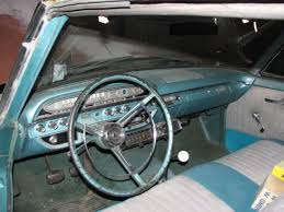 ford galaxy interior 1961 ford galaxie club victoria 2dr hardtop 390 toploader 4sp