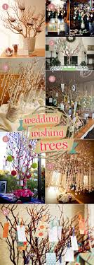 wedding wishing trees creative decor ideas for presenting wedding wish trees unique