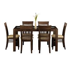 santiago dining table table u0026 chairs from homesdirect 365 uk